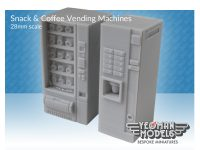 Snack & Coffee Vending Machines 28mm