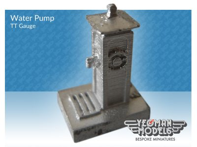 Victorian Water Pump TT Gauge