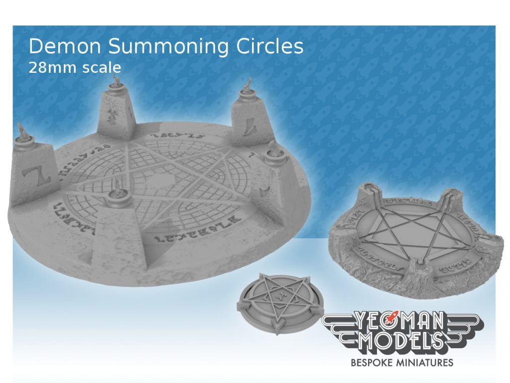 Demon Summoning Circles